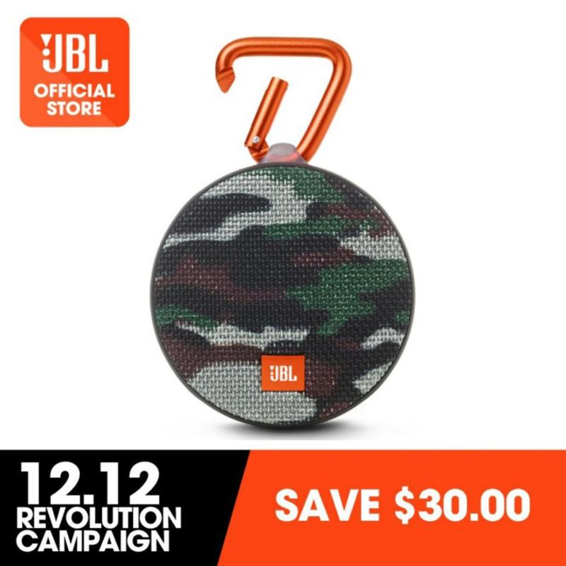JBL CLIP 2 Portable Bluetooth speaker Singapore
