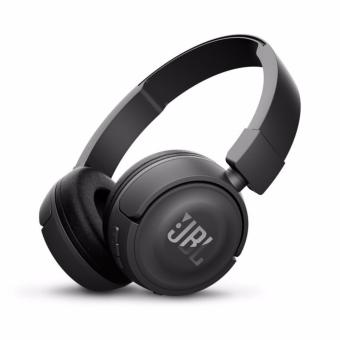 JBL T450BT On-Ear Headphones (Black)