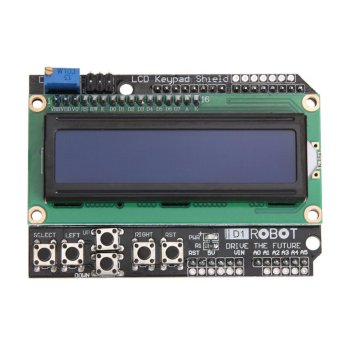 LCD 1602 Display Keypad Shield Module for Arduino Expansion Board - intl