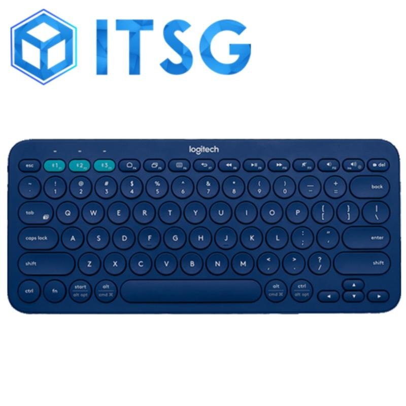 LOGITECH K380 MULTI-DEVICE BLUETOOTH KB (BLUE) (1Y) Singapore