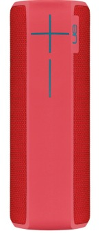 Logitech UE Boom2 Wireless Bluetooth Speaker(Red)