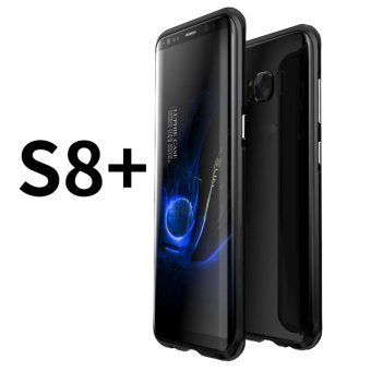 Luxury Aluminum Bumper Frame Case Cover for Samsung Galaxy S8 Plus- intl