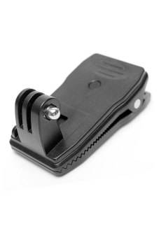 M-BC 360? Rotary Mounts Clip For GoPro Hero 4/3+/3/2/Hero/SJ4000(Black)