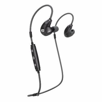 MEE Audio X7 Plus Stereo Bluetooth Wireless Sports In-Ear HD Headphones With Memory Wire