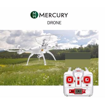 Mercury Drone I Aerial Senior Shaft Aircraft RC Quadcopter With2.0MP HD Camera