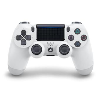 NEW DUALSHOCK(R)4 CUH-ZCT2G13 wireless controller (White)