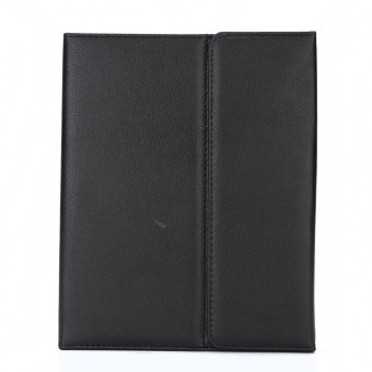 NiceEshop Leather Cover with Bluetooth Keyboard for Apple IPad 2 3 4 5 6 (Black)