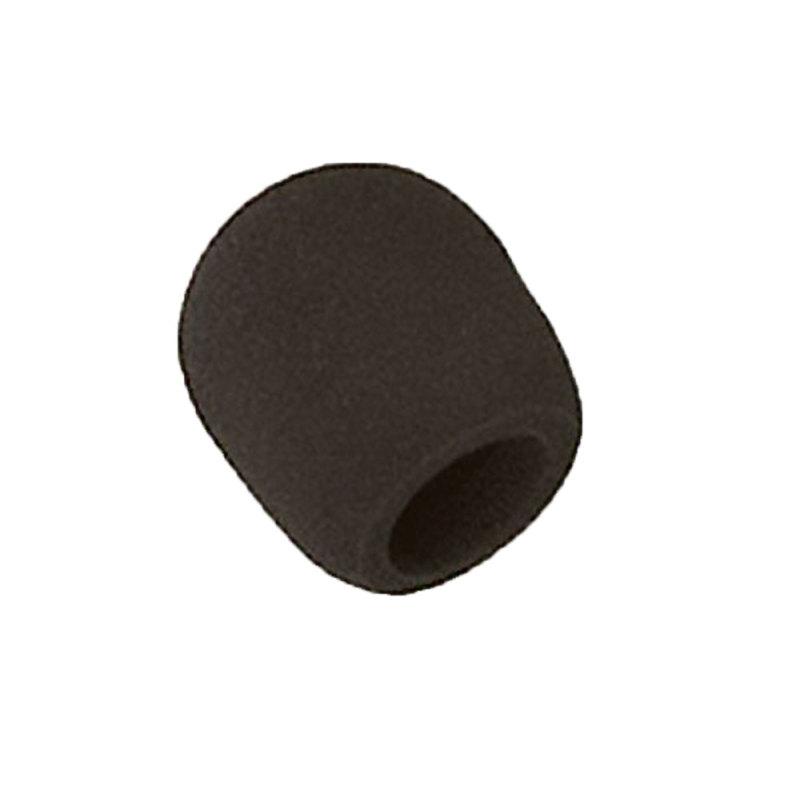 niceEshop Microphone Ball Type Sponge Windscreen Foam Cover,Black Singapore