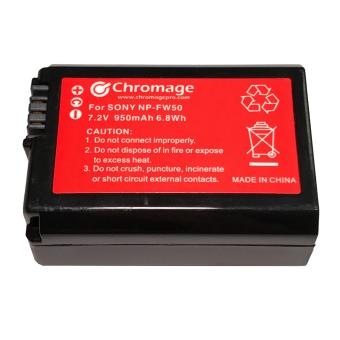NP-FW50 Rechargeable Lithium Ion Battery For Sony Cameras