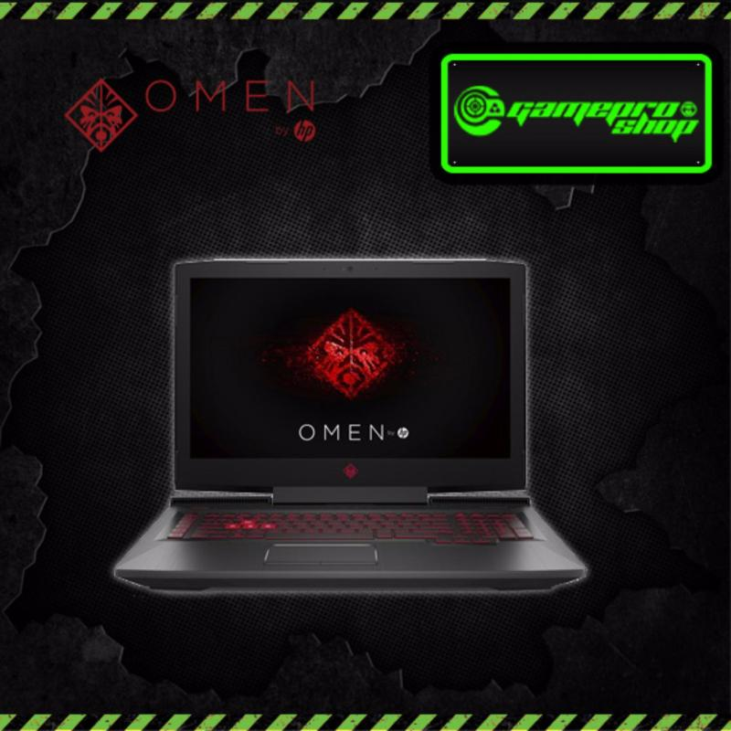 OMEN by HP Laptop 17-an016TX (i7-7700HQ GTX1070 8GB) Gaming Laptop with 120Hz *IT SHOW PROMO*