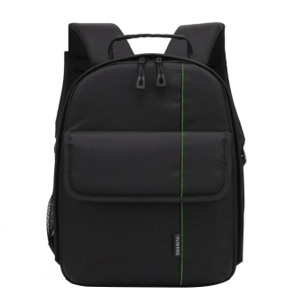 Outdoor Backpack Fashion Waterproof Breathable Camera Bag(Green) - intl