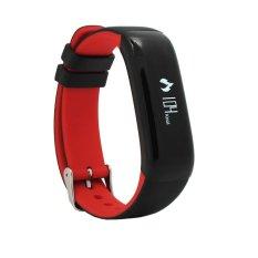 P1 Blood Pressure Heart Rate Monitor Healthy Sport Bracelet - Intl