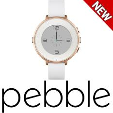 Pebble Time Round 14mm Smartwatch For Apple/android Devices(rose Gold) - Intl