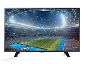 Philips 4K Ultra HD TV 43PUT5801 USB Speaker With USB Recording