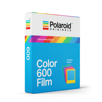 Polaroid new color side photo paper