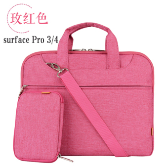 Pro 4 Microsoft tablet computer bag portable surface pro 3 bagshoulder Surface3 liner bag book