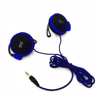 Headsets Q940 Ear clip portable Stereo Headphones(Green) - intl .