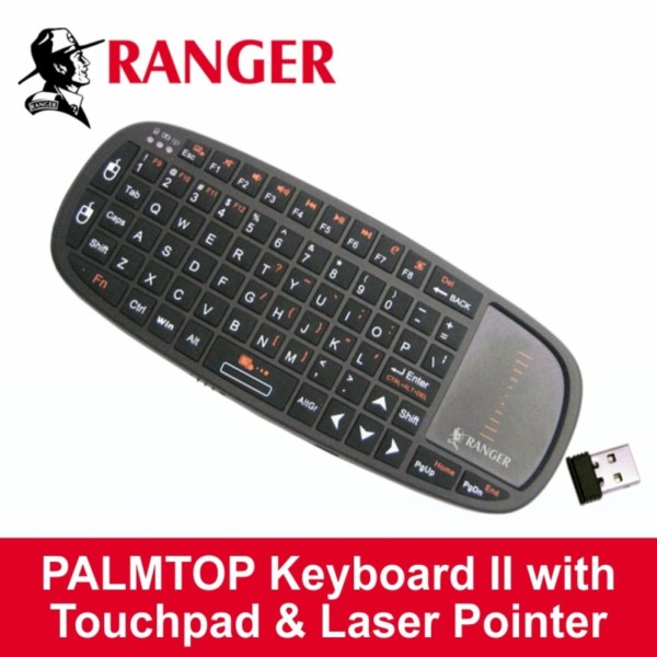 Ranger Wireless Keyboard (on your palm) Singapore