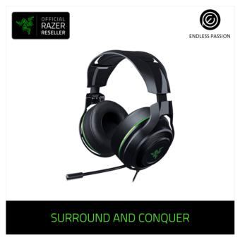 Razer ManO'War 7.1 Surround Sound Gaming Headset - Limited Green Edition