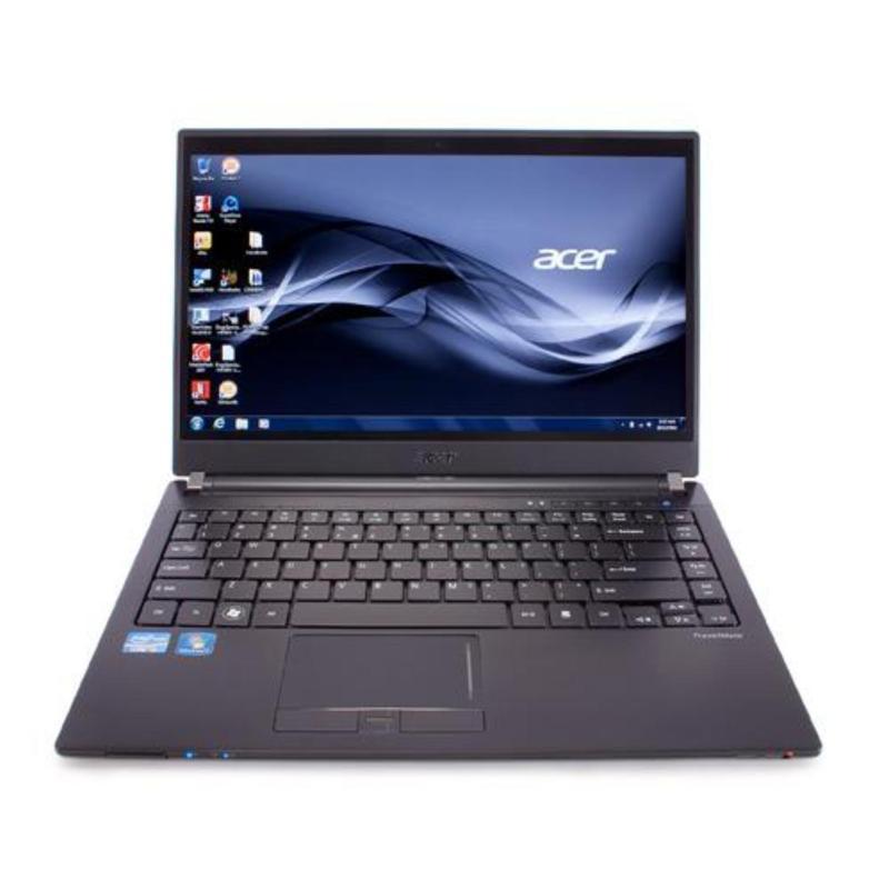 (Refurbished) Acer TravelMate 8481T 14 Core i5 8GB 160GB SSD Win 7 Pro