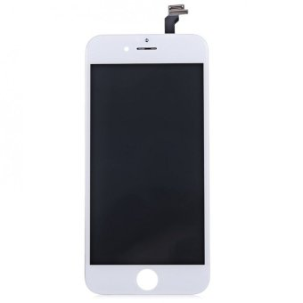 Replacement LCD Screen Assembly + Repair Tool Set for iPhone 6 (White)