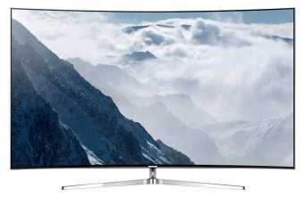 "Samsung 55"" SUHD 4K Curved Smart TV KS9000 Series 9"