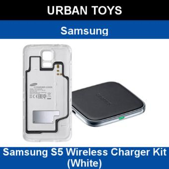 Samsung Galaxy S5 Wireless Charger Kit / Black / White