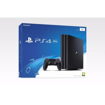 Sony PlayStation 4 Pro - 1TB Console (Local stock with Sonywarranty)