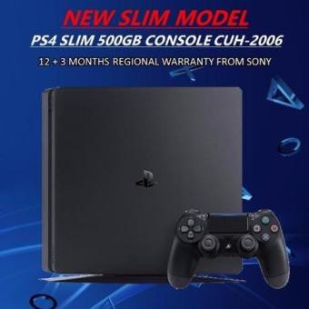 Sony PS4 Playstation 4 Slim Console 500GB (Black)   sony ps4 playstation 4 slim console 500gb (black) Sony PS4 Playstation 4 Slim Console 500GB (Black) sony ps4 playstation 4 slim console 500gb black 1478884138 6932401 ea3f7db690dfc110abc50a6d34900b4f product