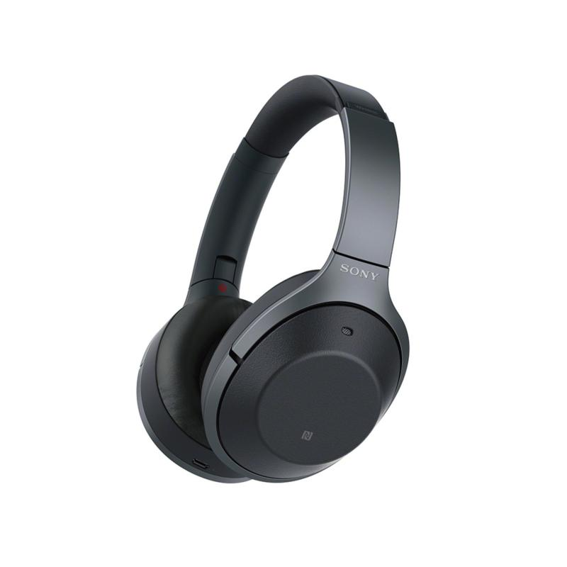 Sony Singapore WH-1000XM2 Bluetooth Over-Ear Noise Cancelling Headphones (Black) Singapore