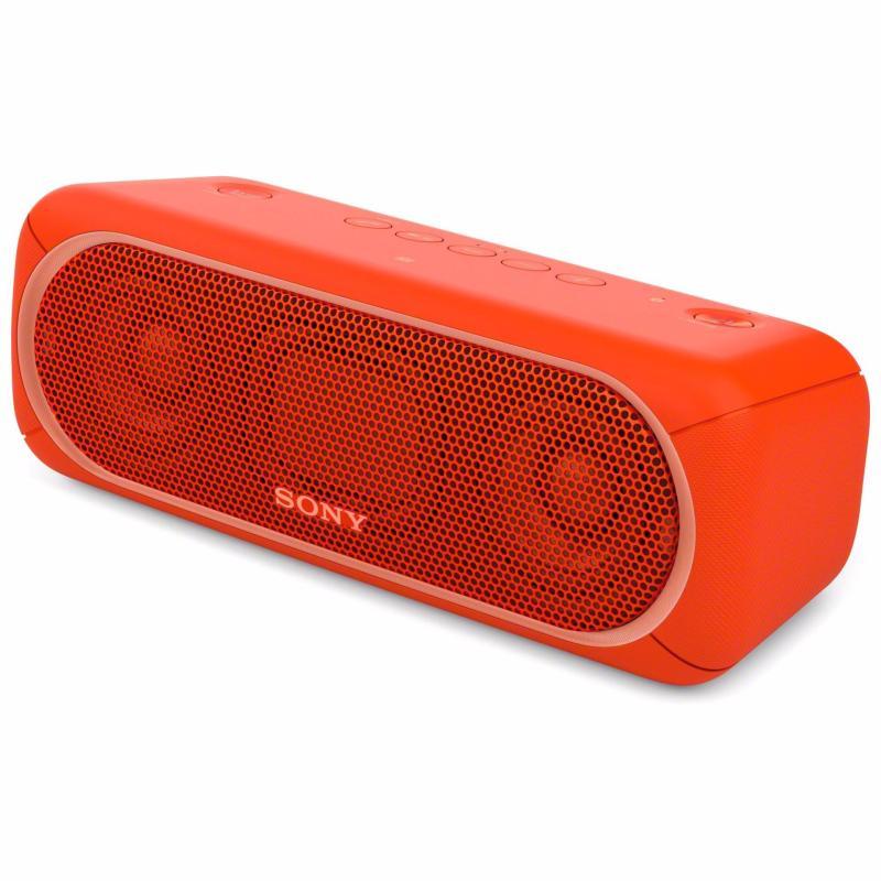 SONY SRS-XB30 Extra Bass Bluetooth NFC Wireless Speaker - Red Singapore