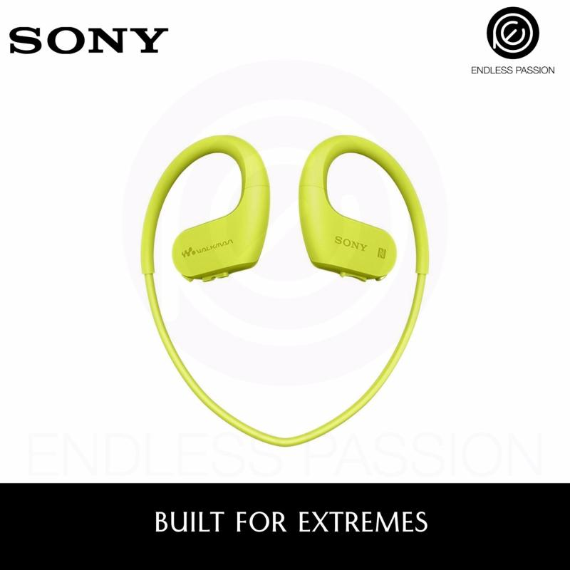 SONY NW-WS623 Waterproof and dustproof Walkman® with BLUETOOTH® Wireless Technology Singapore