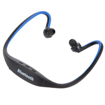 sport wireless bluetooth handfree stereo headset headphone. Black Bedroom Furniture Sets. Home Design Ideas