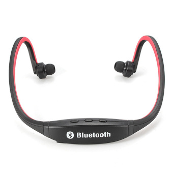 Sports Wireless Stereo Bluetooth Headphone for iPhone Samsung HTC LG (Red?