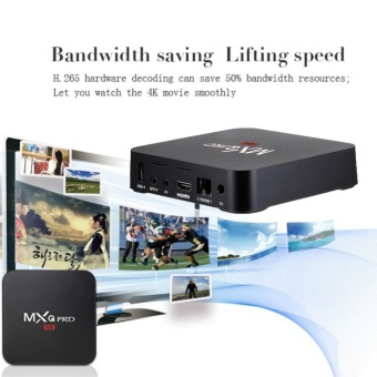 Sunshop MXQ Pro 4K Ultimate KODI Android 5.1 Lollipop Amlogic Rockchip RK3229 Quad Core 1GB/8GB TV Box Mini PC - intl