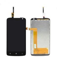 LCD Tampilan + Sentuh Layar Digitizer untuk Lenovo S820 LCD + TP Hitam (Bebas + 3 M Tape + membuka Alat Perbaikan + Lem)
