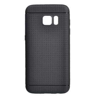 TPU Back Case for Samsung Galaxy S7 (Black)