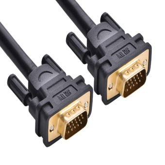Ugreen 2m VGA 3+8 core Male to Male, gold plated