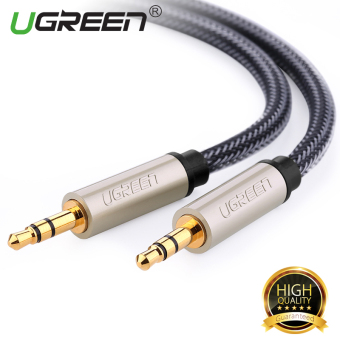 UGREEN 3.5mm Male to Male Auxiliary Aux Stereo HiFi Cable (1m) - Intl