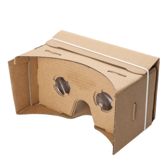 Ultra Clear Google Cardboard High Quality 3D DIY VR Virtual RealityGlasses