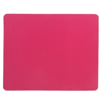 Ultra-Thin Profile Cloth Mouse Pad (Magenta)