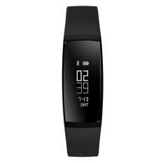 V07 Smart Wristband Heart Rate Blood Pressure Usb Charging Plugbracelet - Intl