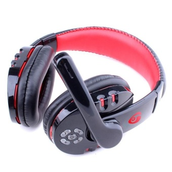 Wireless Bluetooth Gaming Headset Earphone Headphone - intl