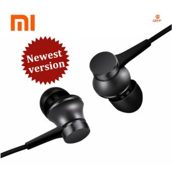 Xiaomi Mi In-Ear Piston Headphone (Black)