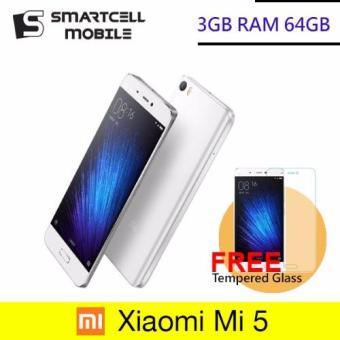 Xiaomi Mi5 3GB RAM 64GB (White) International ROM (Export)