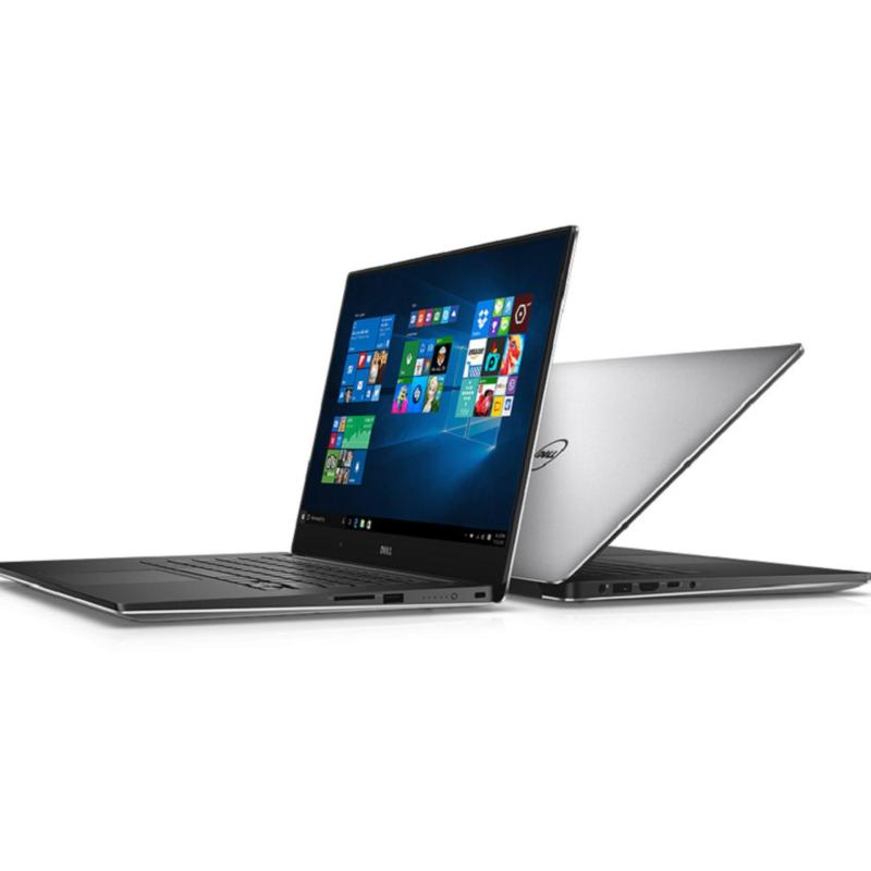 New XPS 9550  i5-6300HQ Quad Core 8GB 1TB NVIDIA GeForce GTX 960M with 2GB GDDR5 Windows 10 Home 15inch full HD Silver 1 Year Warranty by Dell