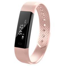 Yika Bluetooth Smart Bracelet Tracker - Intl
