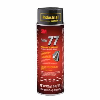 3M(TM) Super 77 Multipurpose Adhesive Low VOC - 24 fl oz