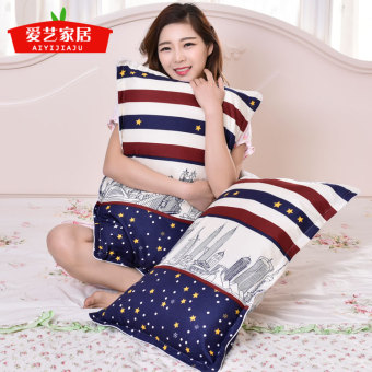 74cm cotton shot pillowcase pillow Sets