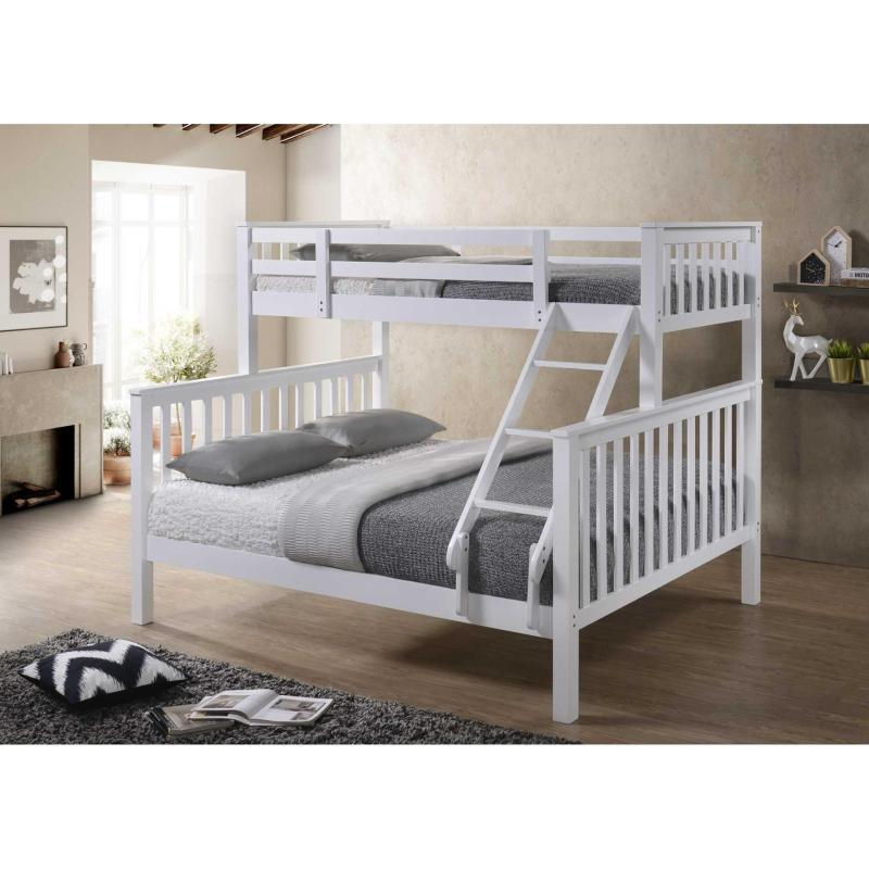 Amour Brand Bunk Bed Queen & Single Size Best in Lazada